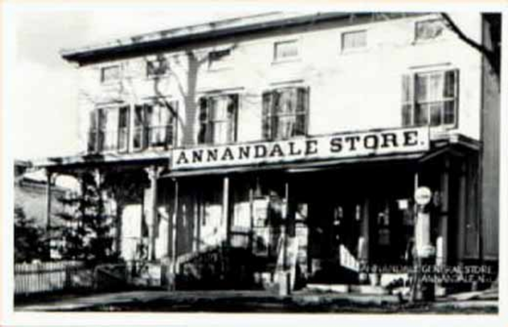 Historic Images Of Hunterdon County Annandale