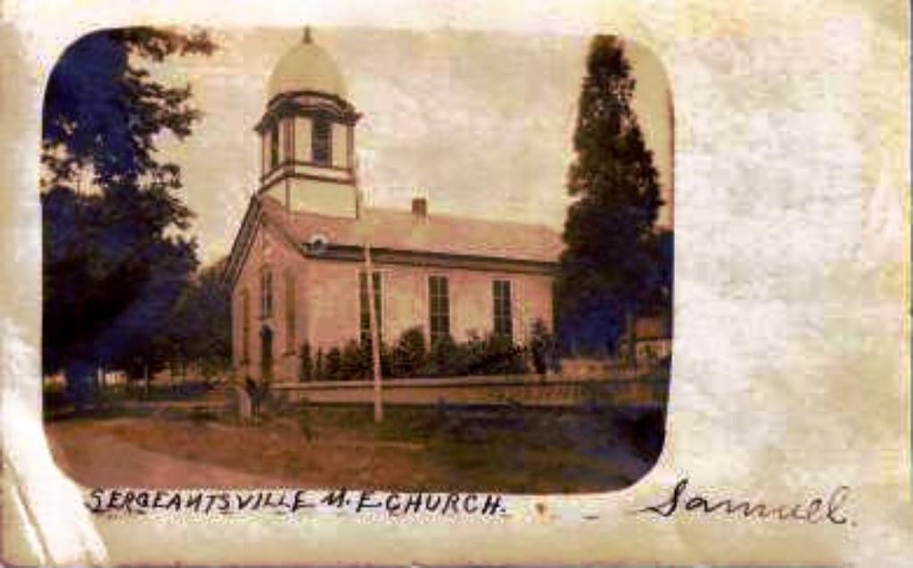 Machanics Near Me >> Historic Images of Hunterdon County - Sergeantsville